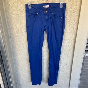 'So' Royal Blue Denim Jeans   Very good condition!